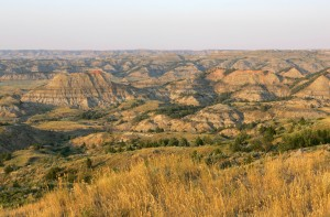 Theodore Roosevelt National Park - Painted Canyon