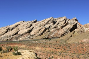 San Rafael Reef, off exit 149 of I-70
